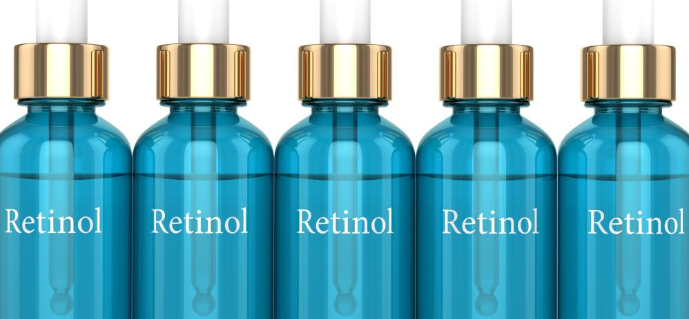 Where do retinol and its derivatives come from?